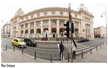 Concurs Muzeul National de Istorie