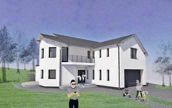 Extindere Casa Gherase Dendrino